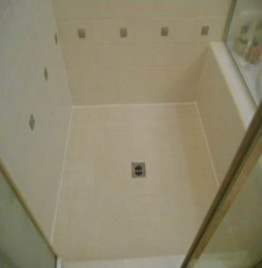 Shower & Bath Grout Repair and Restoration