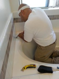 grout repai and restoration